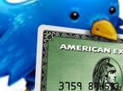 American Express Twitter s'associent pour offrir coupons réduction