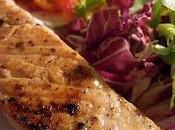 Saumon grillée mexicaine Plancha