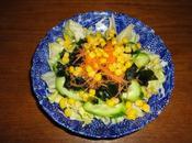 Salade japonaise 和風サラダ