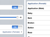 Tweak Cydia vibration lancement applications