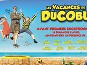 Zoom l'avant-première Vacances Ducobu