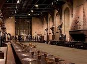 Coulisses Harry Potter photos l'attraction