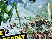 Deadly Mantis/La Chose Surgit Ténèbres