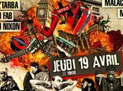 Cyrus Malachi, Swift Guad, Al'Tarba, Nix'on PARIS