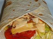 Wrap poulet bacon façon McDo