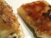 recette Saint Môret Nems jambon blanc