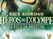 "chronique roman ""Héros l'Olympe,T2: fils Neptune"" Rick Riordan"