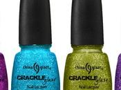 "Collection vernis 2012: ""crakle glaze glitters"" China Glaze"