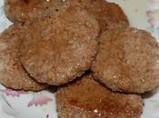 Burger sucré bas) d'avoine,lait soja purée d'amande