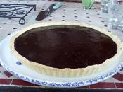 tarte chocolat Hummmmmmm