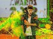 VIDEO Justin Bieber Slimé Kids Choice Awards