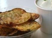 Chips bacon, cheddar