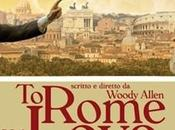 L'affiche italienne Rome with Love