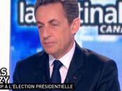 Affaire Bettencourt L'aveu Nicolas Sarkozy, président-candidat, Canal+