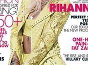 Rihanna Elle couverture, interview série mode