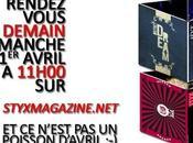 Styx Magazine vente nouveaux magazines tournées Britney