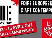 Deux foires d'Art contemporain Avril dans Septentrion Lille Fair Brussels