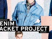 Topman Denim Jacket Project