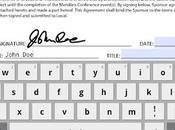 Adobe apporte e-signature Reader différentes plateformes
