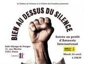 spectacle pour Amnesty International Avril 20H30