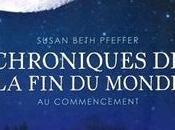 Susan Beth Pfeffer, Chroniques monde