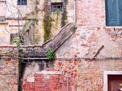 Couleurs vénitiennes demeures abandonnées...