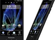 Panasonic commercialise l'Eluga Europe prix 490€