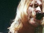 Kurt Cobain préparait album solo moment mort