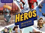 [Test] Kinect Héros échappée dans l'univers Disney-Pixar