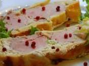 Filet Mignon croute fromage frais moutardé