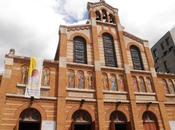 Colorée comme l'église Saint-Honoré d'Eylau