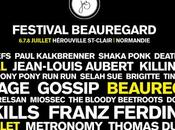 Festival Beauregard 2012 programmation vidéo