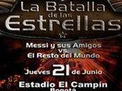 Messi réunir potes Colombie