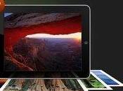 Fotopedia National Parks s'adapte l'écran Retina iPad devient gratuite...