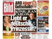 Juan Carlos Princesse Corinna font Bild Zeitung