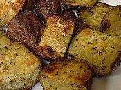 Patates douces herbes Provence