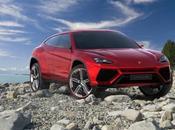 Urus, premier Lamborghini
