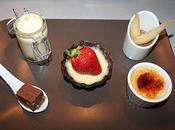 Assiette gourmande declinaison chocolat-