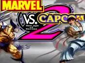 Marvel Capcom arrivé