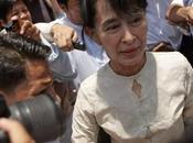 Aung refusé prêter serment Constitution militaire mais compte faire entrée très bientôt Parlement birman