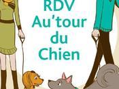 """Logo """"RDV au'tour Chien"""""""