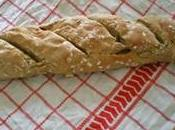 bonne baguette maison farine sarrasin