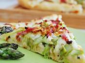 pizza asperges vertes (d)étonne