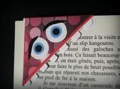 Bout Papier Marques-pages rigolos commander