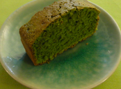 Cake vert Matcha 抹茶ケーキ