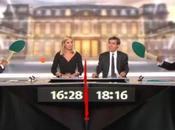 débat Sarkosy Hollande parodié images internautes