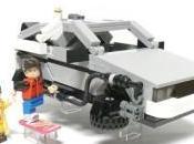 Retour vers futur LEGO