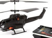 Helo Assault mini hélicoptère combat