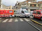 blessée grave dans incendie Noisy-le-Sec