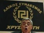 Gauche Radicale Parti Néonazi Grands Gagnants Scrutin Grec.